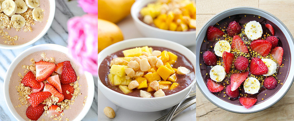 15 Summery Smoothies You Eat With a Spoon