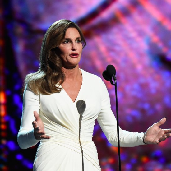 Caitlyn Jenner ESPYs Acceptance Speech