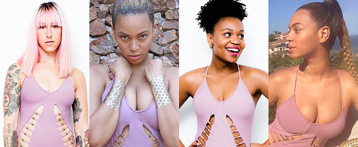 5 Women Tried On Beyoncé's Swimsuit, and This Is What Happened