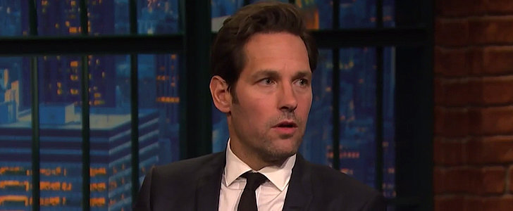 Paul Rudd Tells a Hilarious Story About Once Liking the Same Girl as Jon Hamm