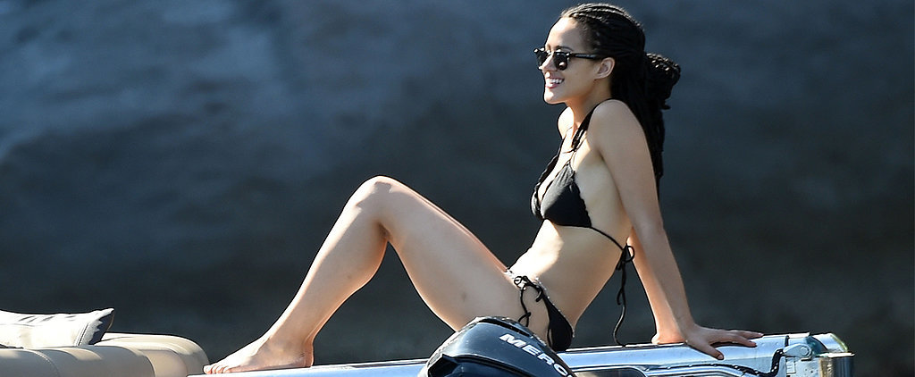Game of Thrones Star Nathalie Emmanuel Shows Off Her Hot Bikini Body