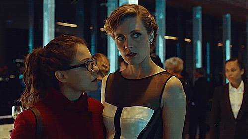 And the time Sarah poses as Cosima.