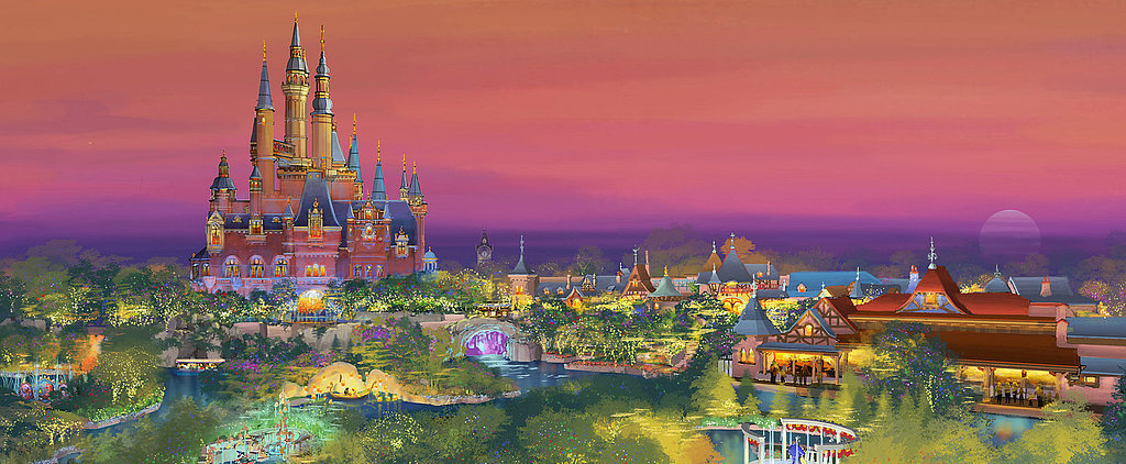 You're Going to Flip Out Over the Newest Disney Park