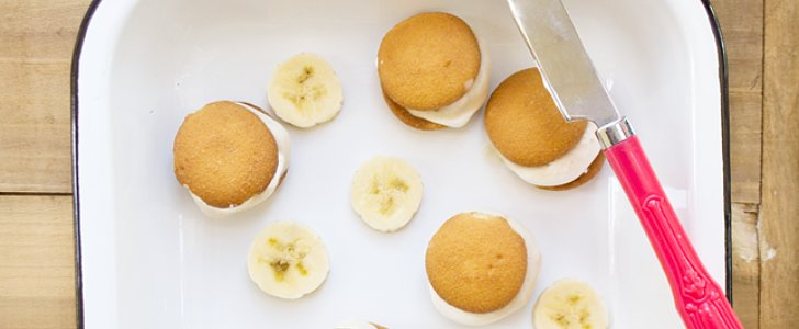 5-Ingredient Banana Ice Cream Sandwiches Are Almost Too Good to Be True