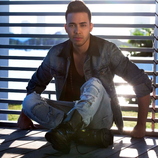 Prince Royce Facts