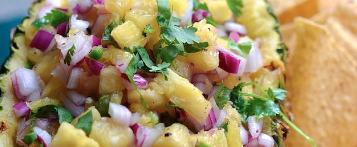 Spice Up Snack Time With Pineapple Jalapeño Salsa