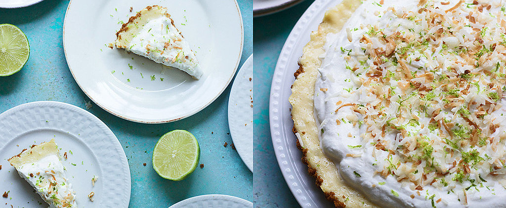 Key Lime Pie, All Jazzed Up With a Biscoff Cookie Crust