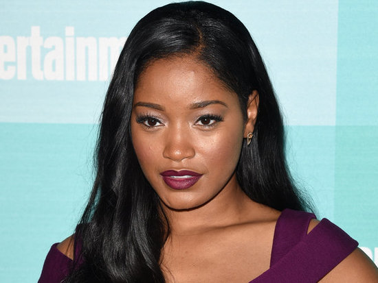 Keke Palmer's Deep Purple Lipstick, And More Celebrity Beauty Looks We Loved This Week