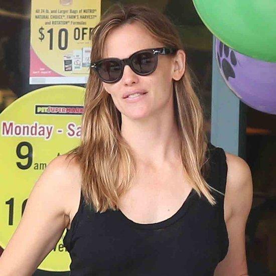 Jennifer Garner Wearing Wedding Ring in July | Photos