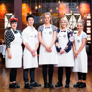MasterChef Australia 2015 Top 5 Contestants Interviews