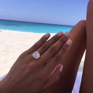 Engagement Ring Photos on Instagram