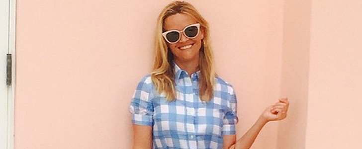 See Reese Witherspoon's Son Tennessee Strike an Adorable Pose!