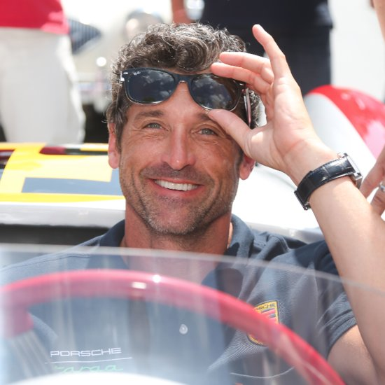 You Will Legitimately Get Lost in Patrick Dempsey's Eyes During His Latest Outing