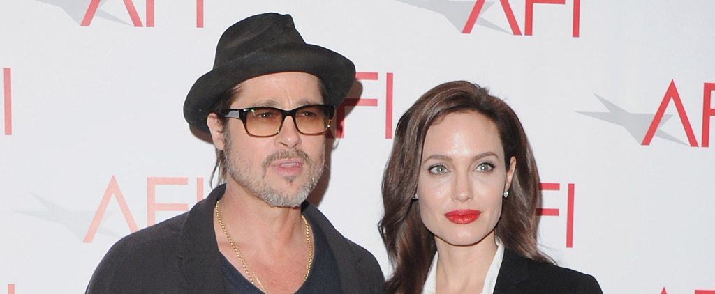 The Sweet Meaning Behind Brad Pitt's New Tattoo