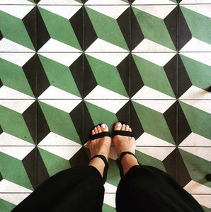 I Have This Thing With Floors Photos