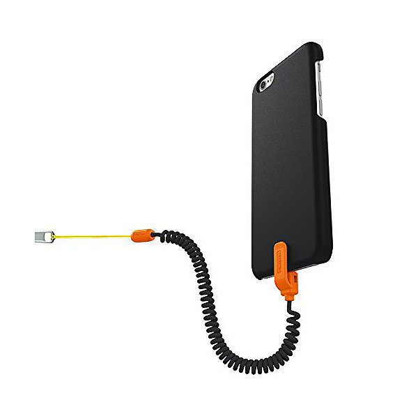 Losing an iPhone is never fun, but with the Highline ($30), it won't happen ever again. The case itself is very sleek, but its most important feature is a bungee cord that attaches to your iPhone and anywhere else you place it. A case like this is superhandy if you ever try to take a photo over open water.
