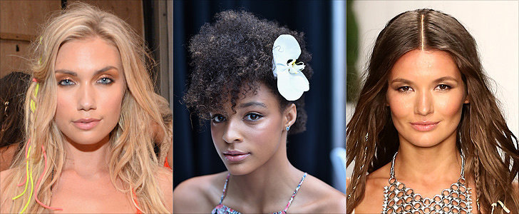 8 Ways to Make Your Sweaty Hair Look Instantly Chic