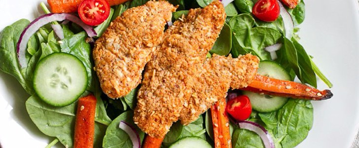 Gluten-Free and Paleo-Friendly Baked Chicken Tenders