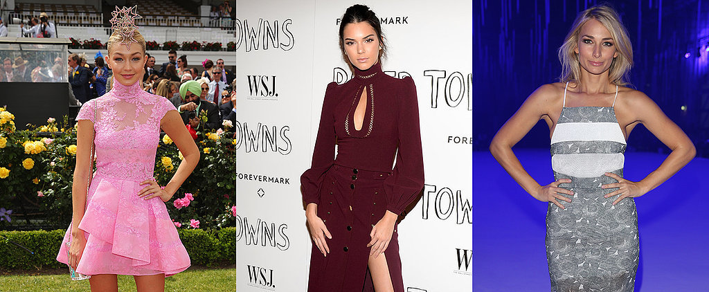 12 Stylish Celebrities Who Can't Get Enough of Australian Designers