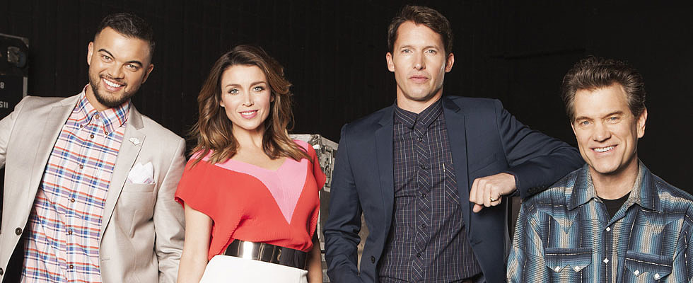 Check Out the New-Look Judging Panel For The X Factor Australia
