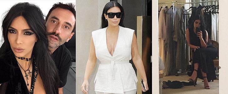 24 Hours in Kim Kardashian's Designer World Will Make You Dizzy