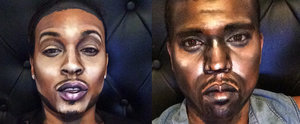This Makeup Artist's Celebrity Transformations Will Blow Your Mind