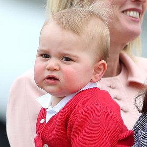 Prince George Turns 2