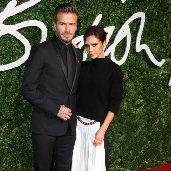 David Beckham Gets the Sweetest Tattoo in Honor of His Wedding Anniversary