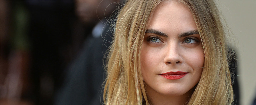 5 Reasons Cara Delevingne Empowers Us to Be Ourselves