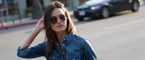 New Ways to Wear Denim on Denim Right Now