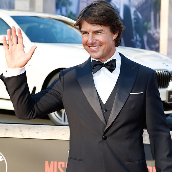 Tom Cruise Mission Impossible Rogue Nation Interview (Video)