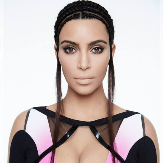 This Is What Kim Kardashian Would Look Like If She Was Born in 1755
