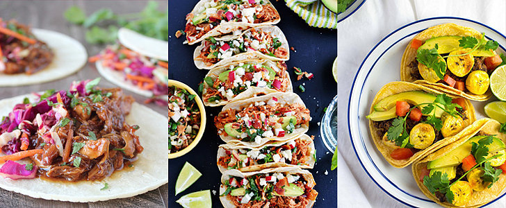 24 Taco Recipes With Alternatives to Ground Beef That Will Please the Whole Family