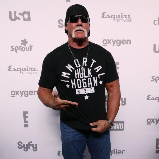 "Hulk Hogan Apologizes For His ""Unacceptable"" Racist Rant"