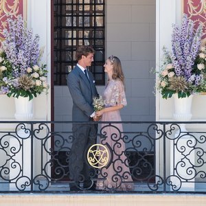 Pierre Casiraghi and Beatrice Borromeo Wedding 2015
