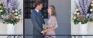Grace Kelly's Grandson Marries in a Civil Ceremony — See the Picture!