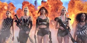 No, Taylor Swift And Her Girl Squad Actually AREN'T Empowering