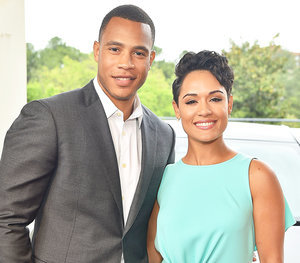 Empire Costars Grace Gealey and Trai Byers Engaged - All the Proposal Details!