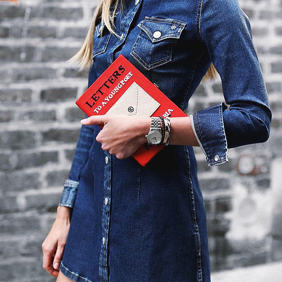 30 Reasons To Invest in a Denim Dress