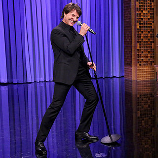 Tom Cruise Lip Sync Battle on The Tonig