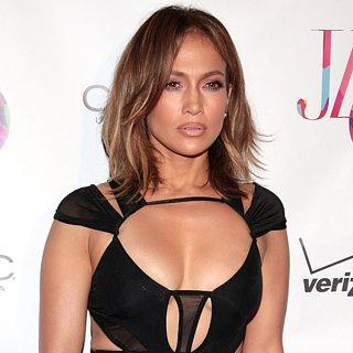 Jennifer Lopez's 46th Birthday Dress