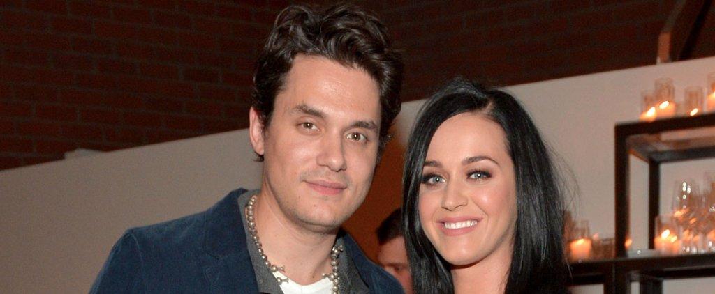 Katy Perry and John Mayer Break Up . . . Again