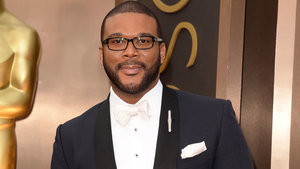 EXCLUSIVE: Tyler Perry 'Keeping the Peace' Between Brown and Houston Families in Atlanta
