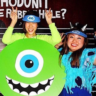 DIY Pixar Costumes
