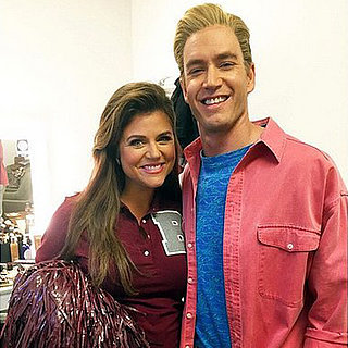 Saved by the Bell Cast Instagram Pictures