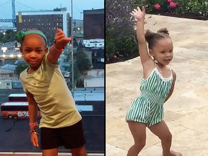 Watch Them Whip! Leah Still Challenges Riley Curry to Do the Nae Nae