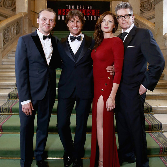 Mission Impossible: Rogue Nation Interviews (Video)
