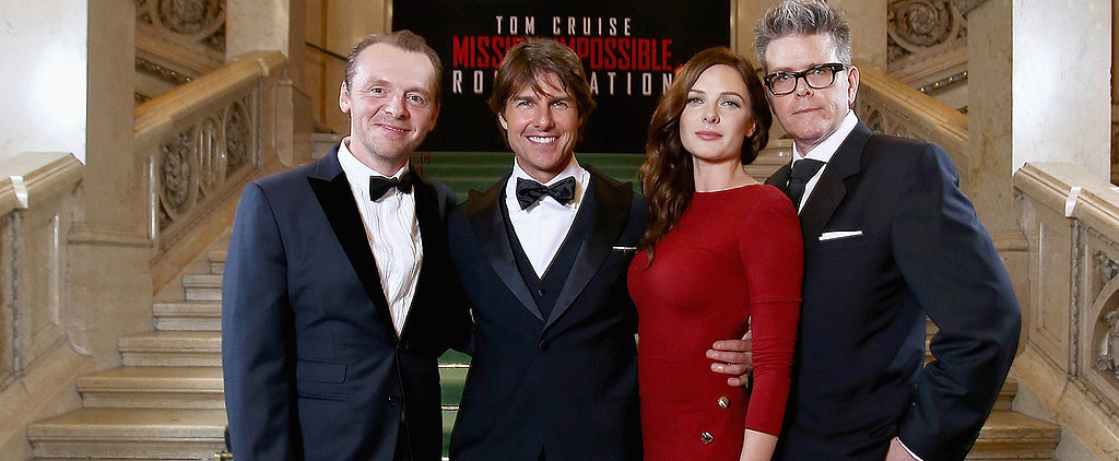 "Why Tom Cruise's Mission: Impossible Costars Say He's Actually an ""Ordinary"" Guy"