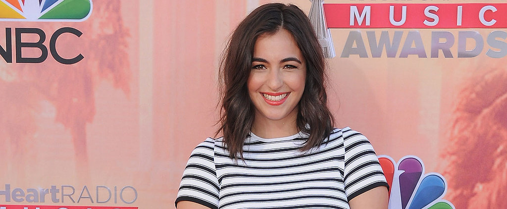 The Walking Dead's Alanna Masterson Is Pregnant — See Her Adorable Baby Bump