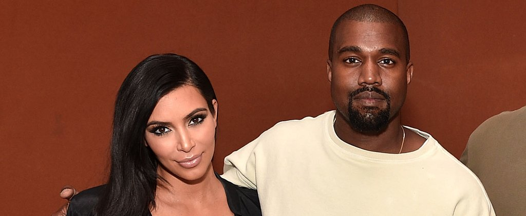 Another Day, Another Sheer Maternity Look For Kim Kardashian